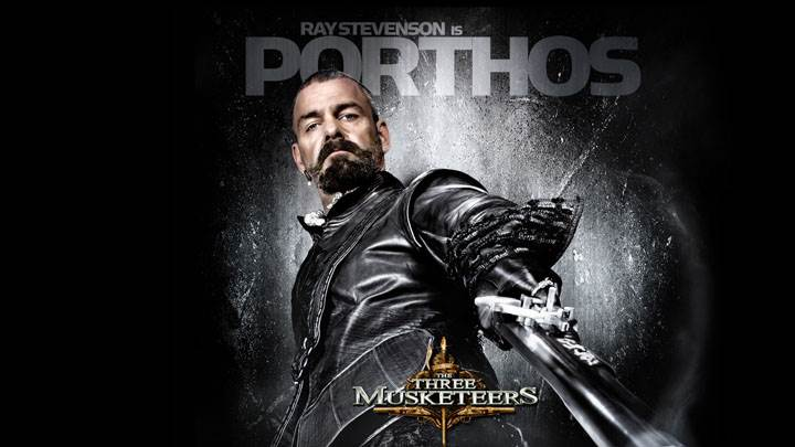 The Three Musketeers – Ray Stevenson Gun In Hand