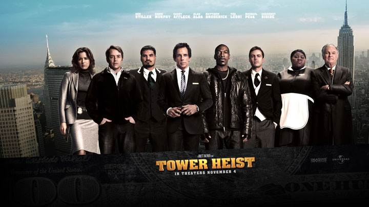 Tower Heist – All Characters
