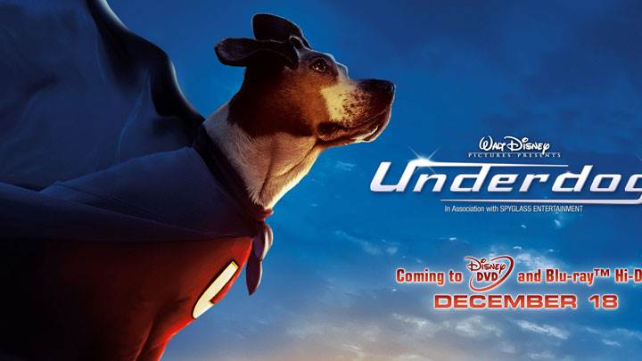 Underdog Wallpaper Cover Poster