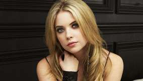 Ashley Benson Wetlips And Cute Eyes Face Photoshoot
