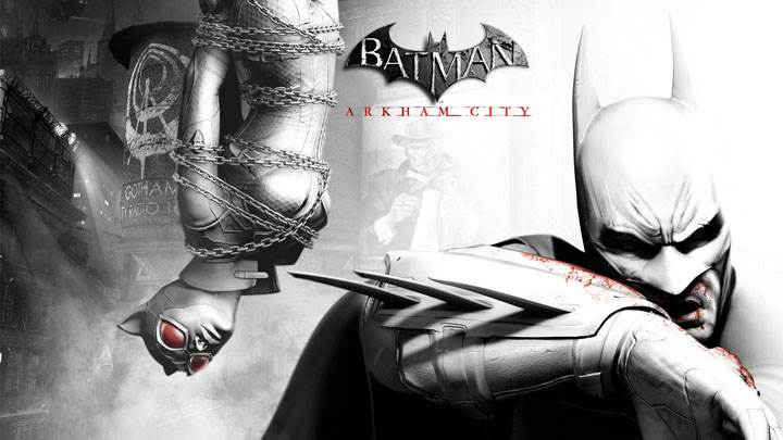 Batman – Arkham City Blood On Hands