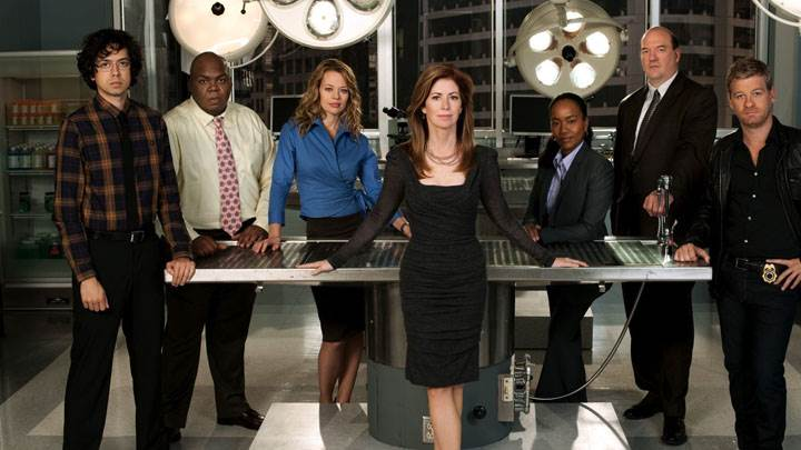 Body of Proof – All Characters