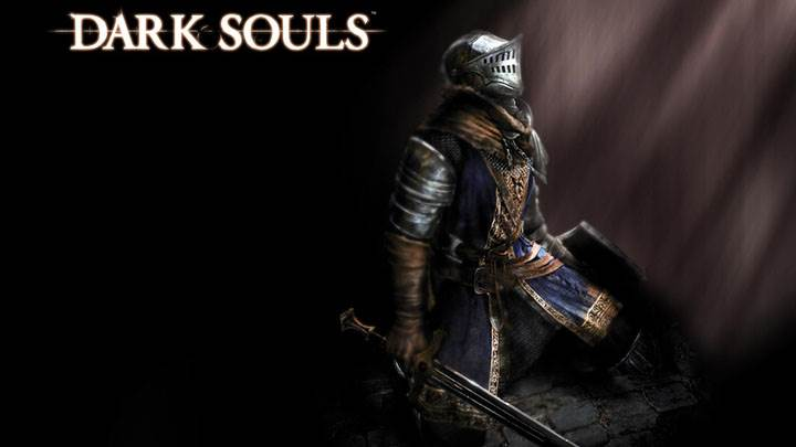 Dark Souls – Kneeling In The Light