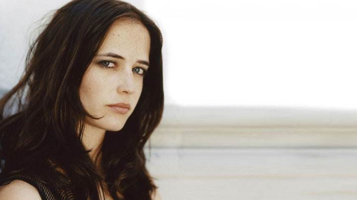 Eva Green Sad Side Face Photoshoot