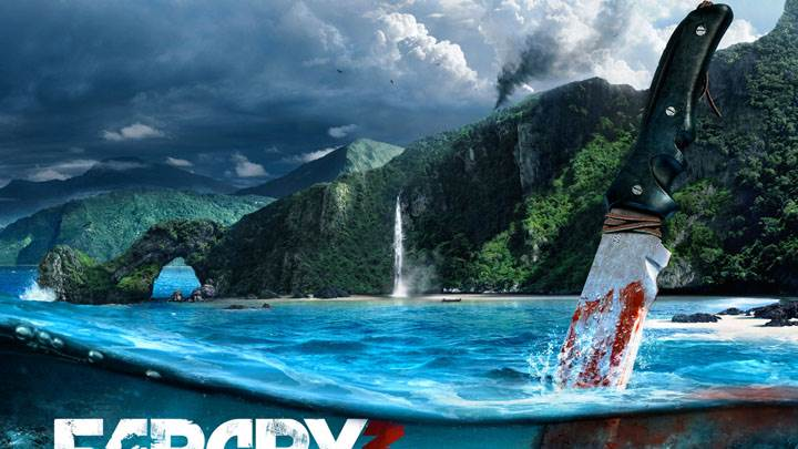 Far Cry 3 – Cover Poster