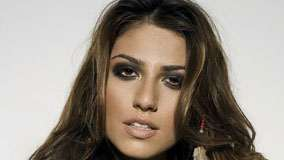 Gabriella Cilmi Sad Face Brown Eyes Face Closeup