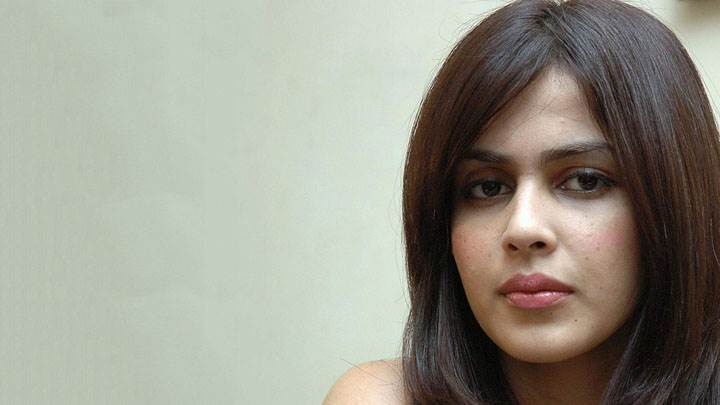 Genelia D'souza Looking Front Sad Face Closeup