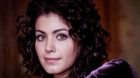 Katie Melua Brown Eyes Smiling Face Closeup