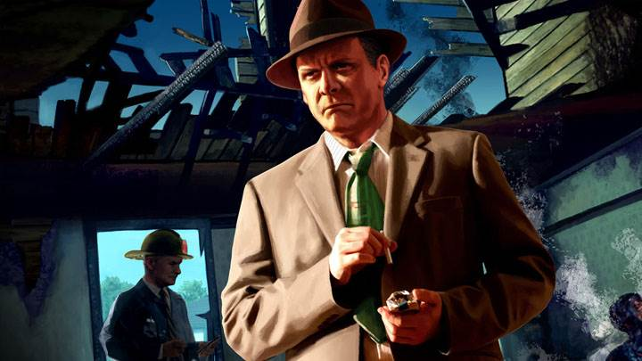 L.A. Noire – Herschel Biggs in Coat