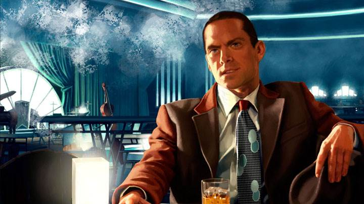 L.A. Noire – Roy Earle Sitting in Coat