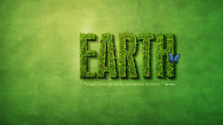 Our Green Lovely Earth