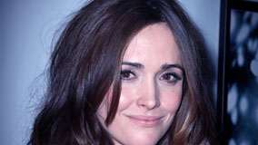 Rose Byrne Smiling Ultra Face Closeup