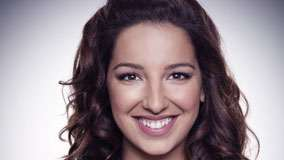 Vanessa Lengies Cute Smiling Face Closeup