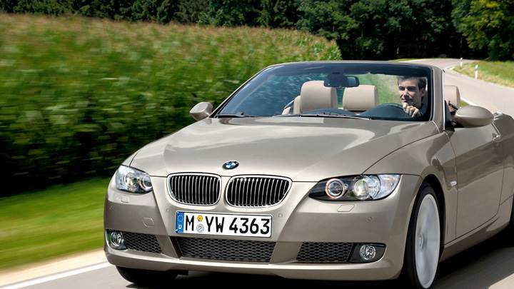 2007 BMW 3 Series Convertible Running