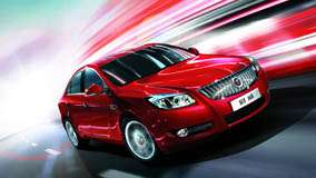 2008 Buick Regal 2.0 Turbo In Red Front Pose