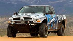 2011 Dodge Ram Runner Mopar Front Pose