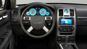 Dashboard Of 2010 Chrysler 300 S6