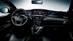 Dashboard Of Lancia Ypsilon