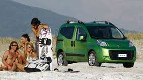 Fiat Fiorino Qubo – Enjoying Near Beach