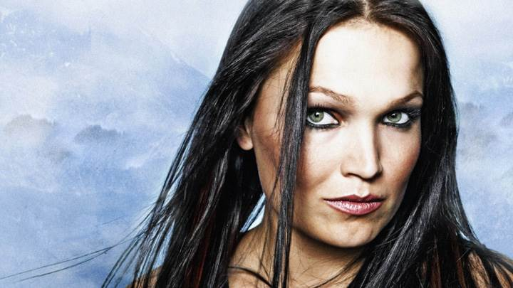 Tarja Turunen Looking Front N Cute Eyes Photoshoot