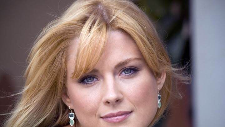 Alexandra Breckenridge Pink Lips N Sweet Eyes Face Closeup