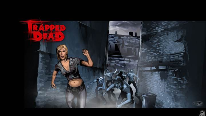 Alley Run – Trapped Dead
