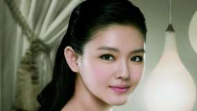 Barbie Hsu Smiling Pink Lips Side Face Closeup