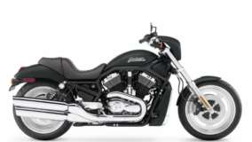 Black Color Harley Davidson Vrscaw V Rod