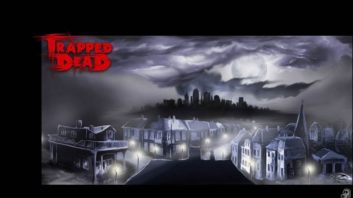 Death Has Come To Town – Trapped Dead