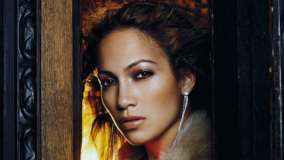 Jennifer Lopez Looking Outside Window Face Closeup