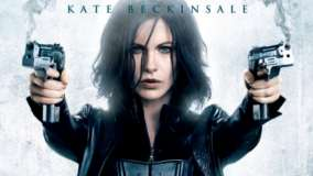 Kate Beckinsale Gun In Hands Underworld – Awakening