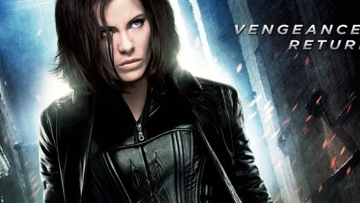 Kate Beckinsale In Underworld – Awakening Cover Poster