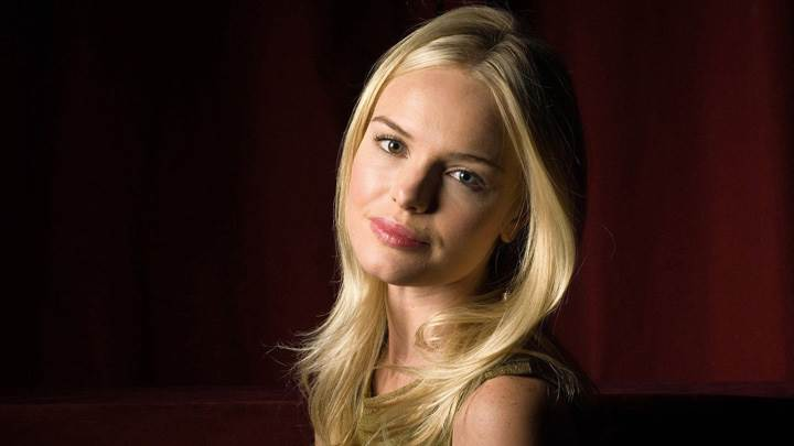 Kate Bosworth Pink Lips N Golden Hairs Cute Photoshoot