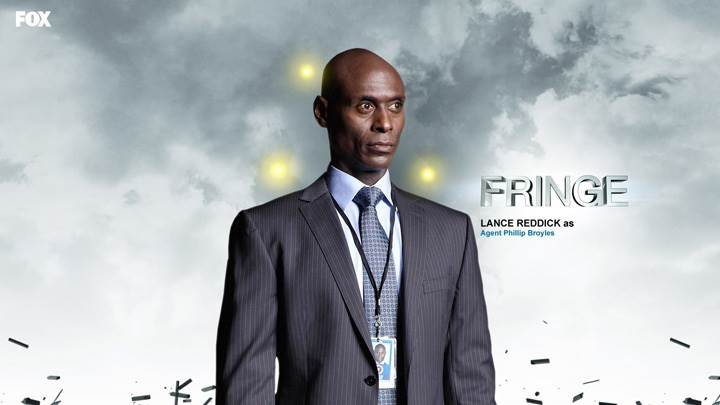 Lance Reddick As Agent Phillip Broyles in Fringe