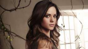 Lyndsy Fonseca Cute Side Face Photoshoot