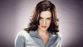 Michelle Ryan Blue Eyes Looking At Camera Front Pose Photoshoot