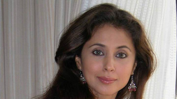 Urmila Matondkar Pink Lips Sweet Face Closeup