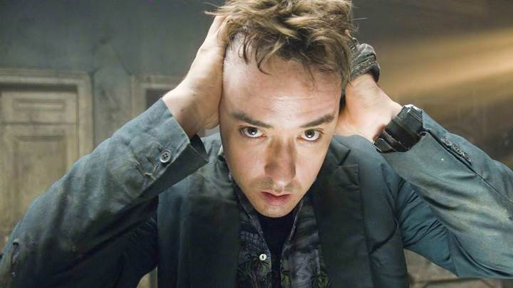 1408 – John Cusack In Stress