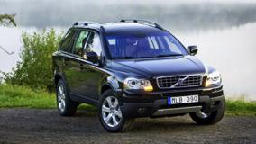 2009 Volvo XC90 In Black Near River