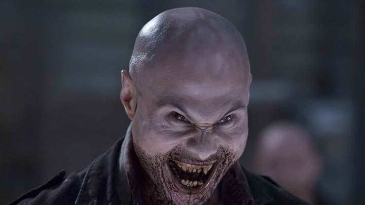 30 Days Of Night – Andrew Stehlin Laughing Face Closeup