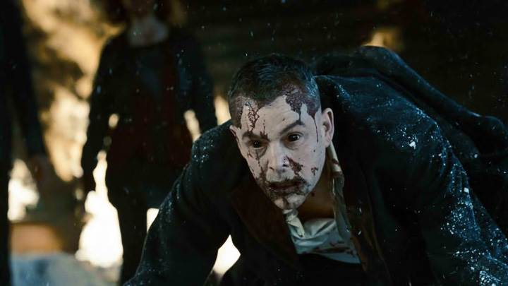 30 Days Of Night – Danny Huston Looking At Someone