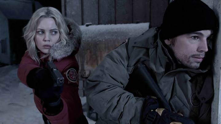 30 Days Of Night – Josh Hartnett And Melissa George