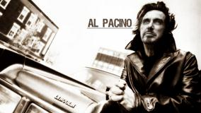 Al Pacino Black N White Sitting Pose Photoshoot