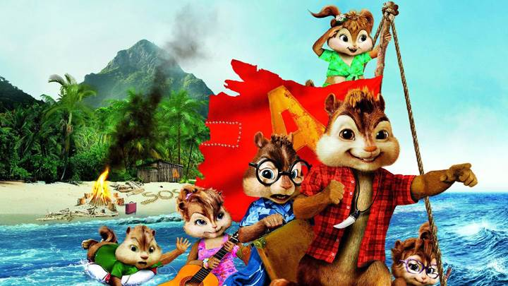 Alvin And The Chipmunks 3 On Boat