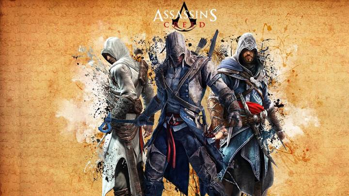 Assassin S Creed All Characters Wallpaper