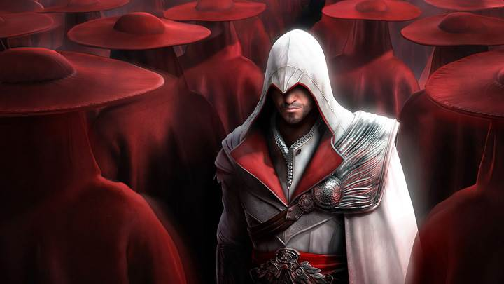 Assassins Creed 2 – Hiding In Red Peoples