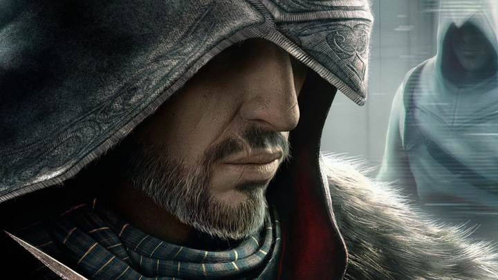 Assassins Creed Revelations Face Closeup