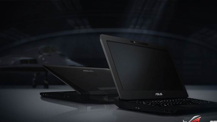 Asus Notebooks – Republic Of Gamers