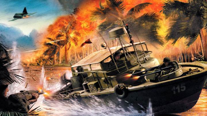 Battlefield Vietnam – Attack On Boat