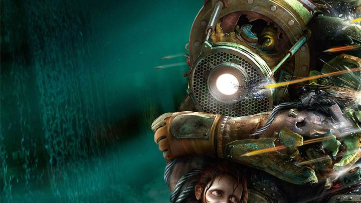 Bioshock – Child In Hand